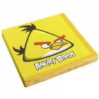 16 Serviettes Angry Birds