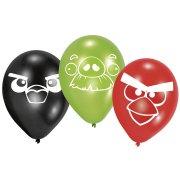 6 ballons Angry Birds