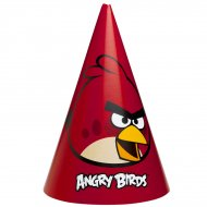 6 Chapeaux Angry Birds