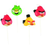 4 Bougies Angry Birds