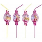 8 Pailles Barbie Ballerine