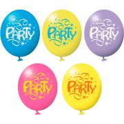 6 Ballons Party
