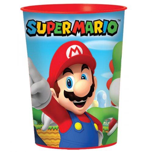 Grand Gobelet Mario (47 cl) - Plastique