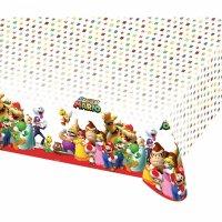 Contient : 1 x Nappe Mario Party