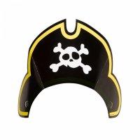 Contient : 1 x 8 Chapeaux Petit Pirate et ses amis