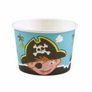 8 Pots à Bonbons Petit Pirate et ses amis