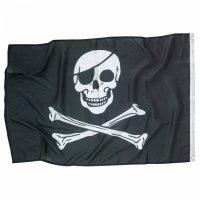Contient : 1 x Drapeau Pirate
