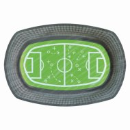 8 Petites Assiettes Football Match