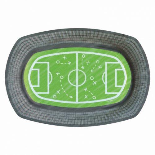 6 Petites Assiettes Football Match