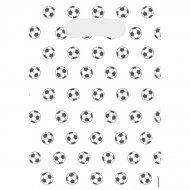 8 Pochettes Cadeaux Football Match