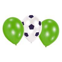 Contient : 1 x 6 Ballons Football Match