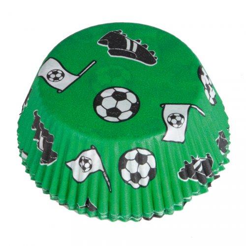 48 Caissettes Football Match