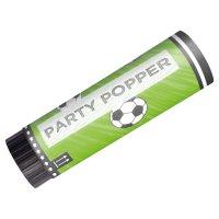 Contient : 1 x 2 Lance Confettis Football Match