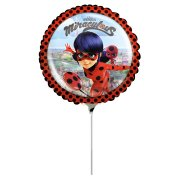 Ballon sur Tige Miraculous Ladybug