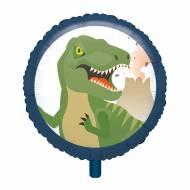 Ballon à plat Happy Dino