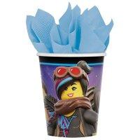 Contient : 1 x 8 Gobelets La Grande Aventure Lego 2