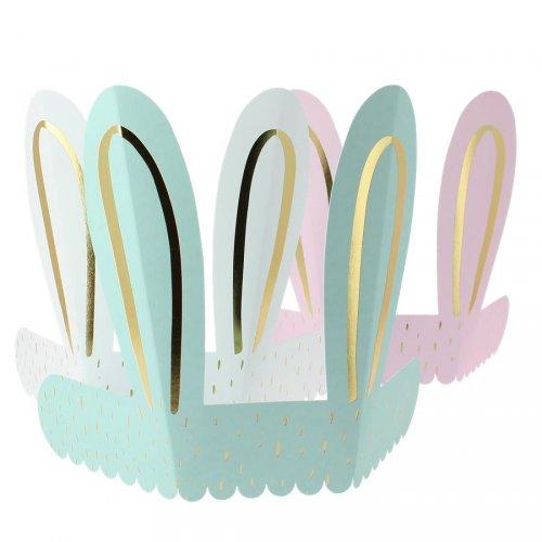 6 Bandeaux Lapin (16 cm) - Carton