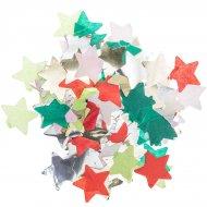 Confettis Maxi Etoiles - Multicolores