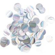 Confettis Iridescents Maxi - Ronds