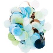 Confettis Mix - Bleu/Vert