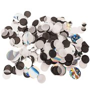Canon Popper à Confettis - Noir et Blanc