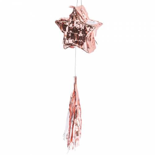 Mini Pinata Etoile - Rose Gold