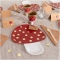 12 Assiettes Champignon images:#2