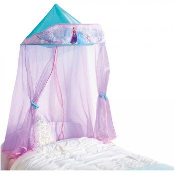 Ciel de lit Reine des Neiges