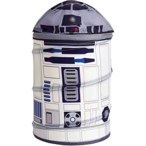 Rangement Pop Up Star Wars R2 D2