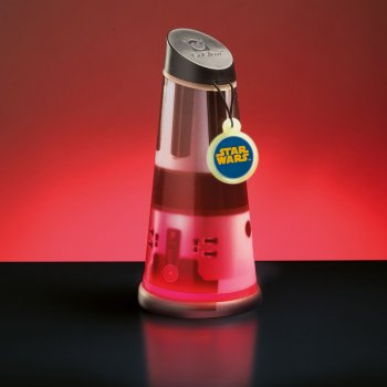 Lampe Go Glow Star Wars Red Light