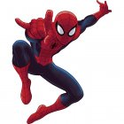 Stickers Mural G�ant Spiderman