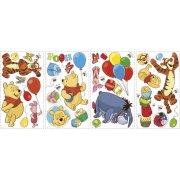 38 Stickers Muraux Winnie