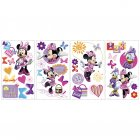 33 Stickers Muraux Minnie