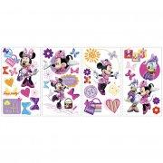 33 Stickers Muraux Minnie