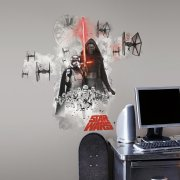 Sticker Mural G�ant Star Wars VII - Empire
