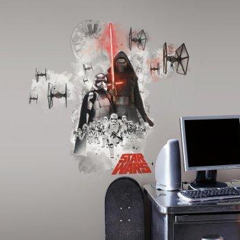 Sticker Mural Géant Star Wars VII - Empire