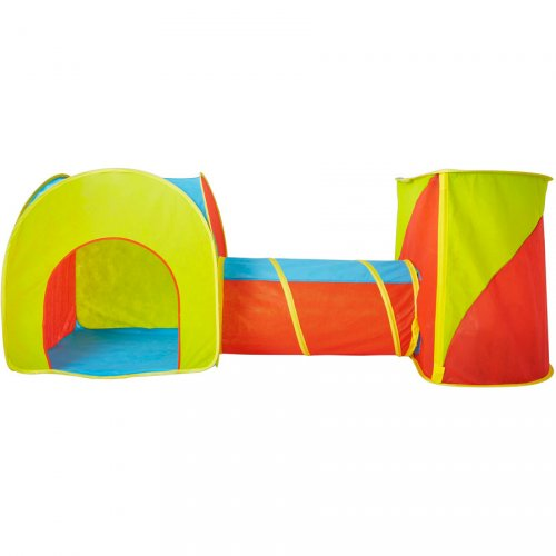 Maxi Tente de jeu avec Tunnel (2,15 m)