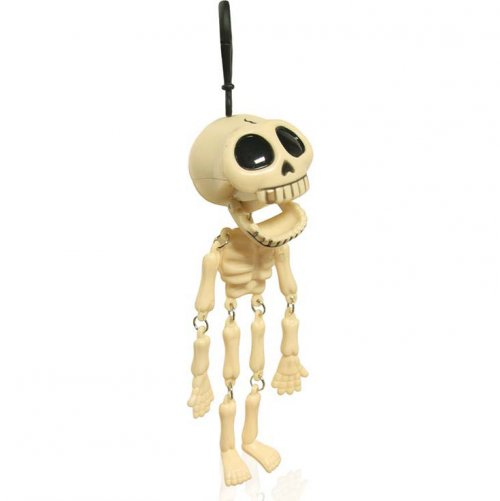 Squelette clac dents