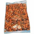 Confettis Noir/Orange 450g
