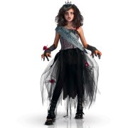 Déguisement Miss Gothic Queen Taille 5-7 ans
