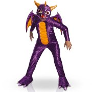 Déguisement Skylanders - Spyro Taille 5-7 ans