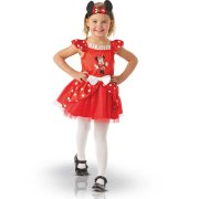 Déguisement Minnie Baby Taille 2-3 ans