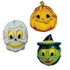 3 Masques Halloween 1er prix
