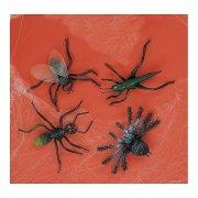 4 Insectes géants ventouses