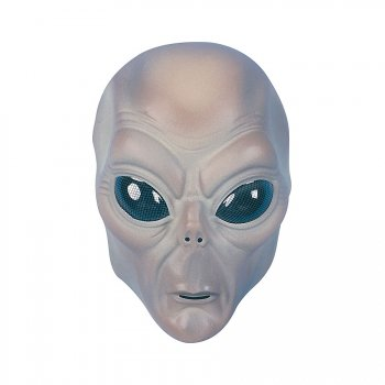 Masque Alien PVC