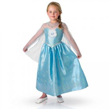 Déguisement Elsa La Reine des Neiges Luxe