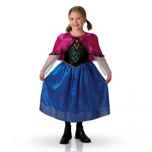 Déguisement Anna Luxe La Reine des Neiges