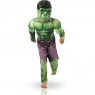 Déguisement luxe rembourré Hulk Avengers Assemble
