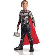 Déguisement classique Thor Avengers 2 - Taille 8-10 ans