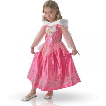 D guisement princesse disney aurore pour l 39 anniversaire de votre enfant annikids - Deguisement princesse aurore ...